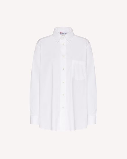 REDValentino 衬衫 女士 VR0ABF900ES 001 a