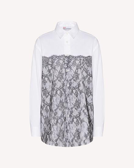 REDValentino 衬衫 女士 WR3ABF6060Q A01 a