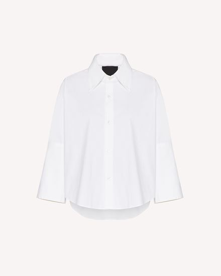 REDValentino 衬衫 女士 WR3ABG951ML 001 a