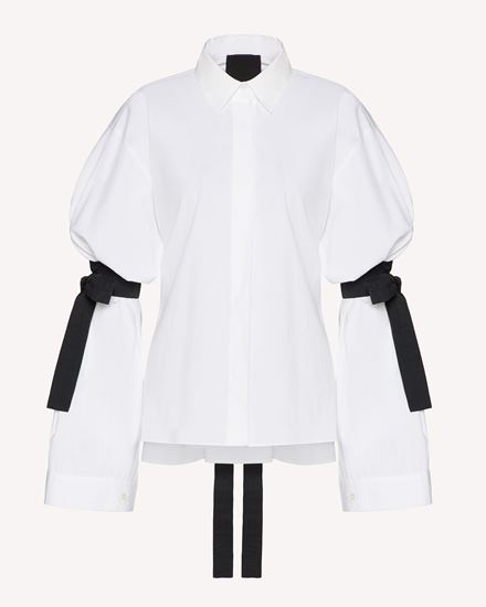 REDValentino 衬衫 女士 WR3ABG35628 A01 a