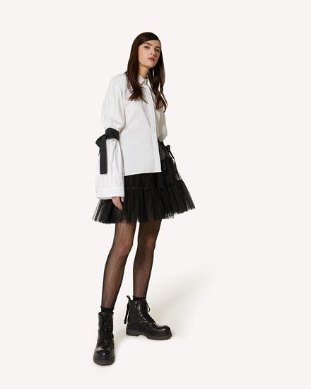 REDValentino 衬衫 女士 WR3ABG35628 A01 d