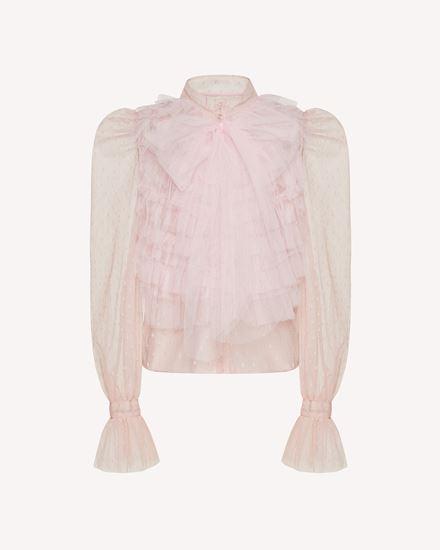 REDValentino 衬衫 女士 WR3ABG905MM R13 a