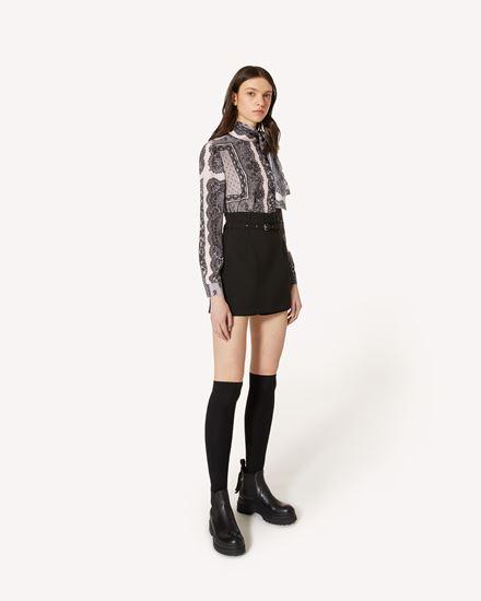REDValentino 衬衫 女士 WR0AB1Y065H R13 d