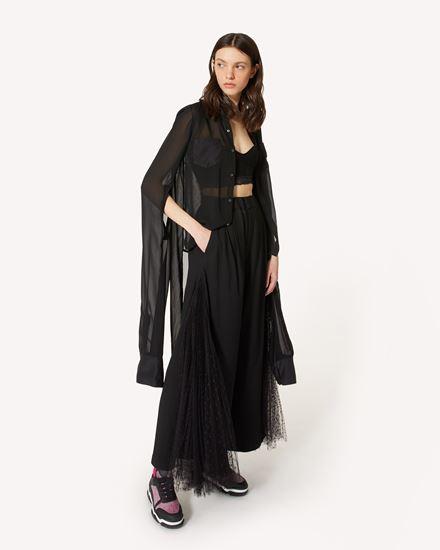 REDValentino 衬衫 女士 WR0ABH9065Y 0NO d