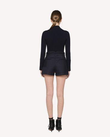 REDValentino RR3RFA701Y1 B01 短裤 女士 d