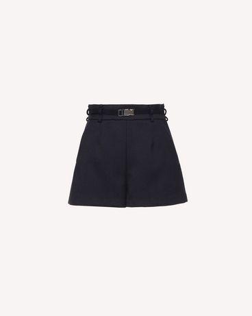 REDValentino RR3RFA701Y1 B01 短裤 女士 f