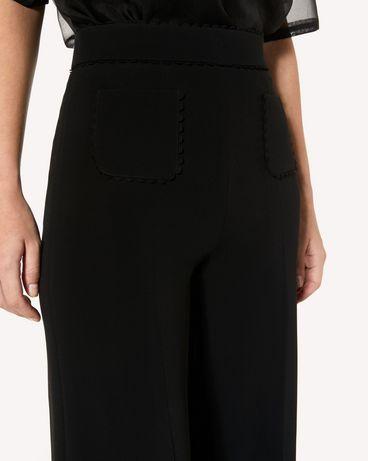 REDValentino SR3RBB202EU 0NO 裤装 女士 e