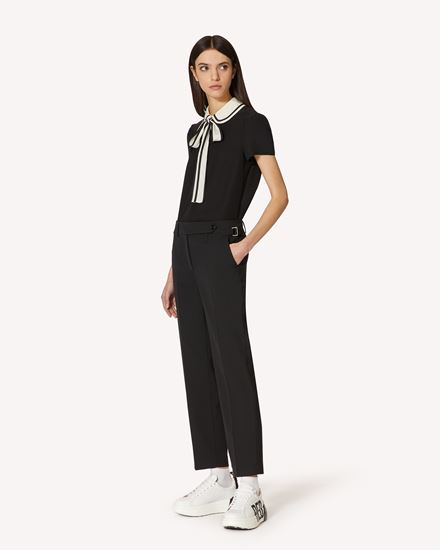 REDValentino 裤装 女士 SR3RBB1000J 0NO d