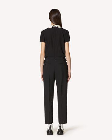 REDValentino SR3RBB1000J 0NO 裤装 女士 r