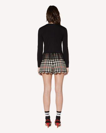 REDValentino SR3RFB35499 0NO 短裤 女士 r