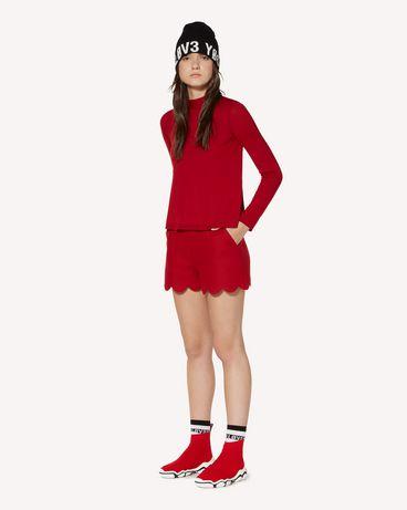REDValentino SR3RFB35497 D05 短裤 女士 d