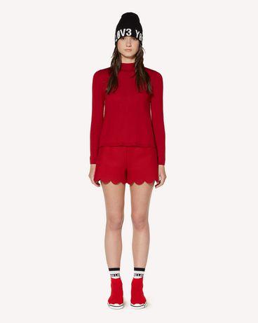 REDValentino SR3RFB35497 D05 短裤 女士 f