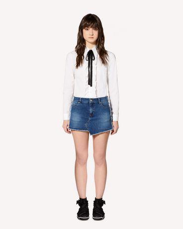 REDValentino SR0DD01F4LK L04 短裤 女士 f