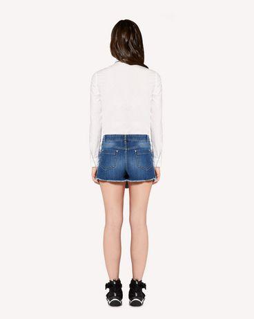 REDValentino SR0DD01F4LK L04 短裤 女士 r