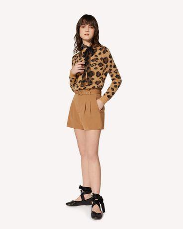 REDValentino SR0RFB90WBP 954 短裤 女士 d