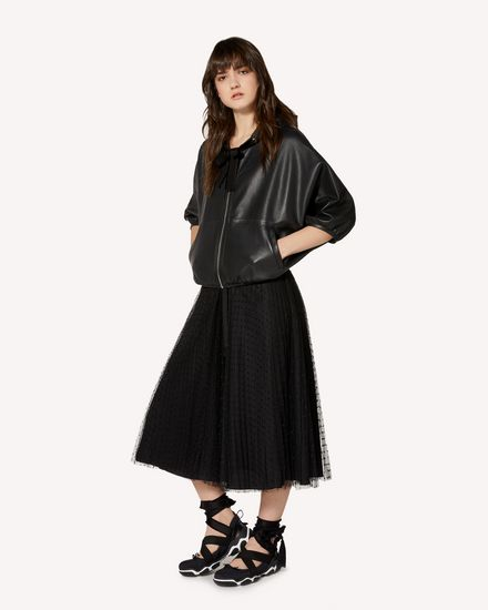 REDValentino 长款与中长款半裙 女士 SR0RA360428 0NO d