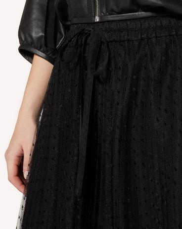 REDValentino SR0RA360428 0NO 长款与中长款半裙 女士 e
