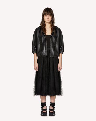 REDValentino SR0RA360428 0NO 长款与中长款半裙 女士 f