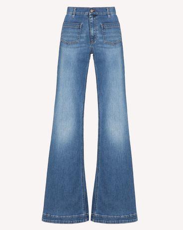 REDValentino TR3DD01L4TT 568 裤装 女士 a