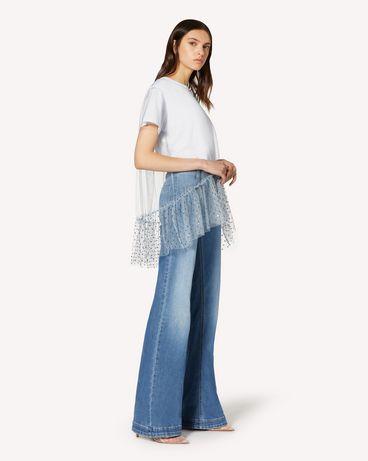 REDValentino TR3DD01L4TT 568 裤装 女士 d