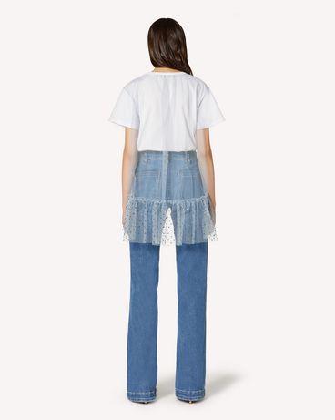 REDValentino TR3DD01L4TT 568 裤装 女士 r