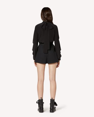 REDValentino TR3RF00F4TE 0NO 短裤 女士 r