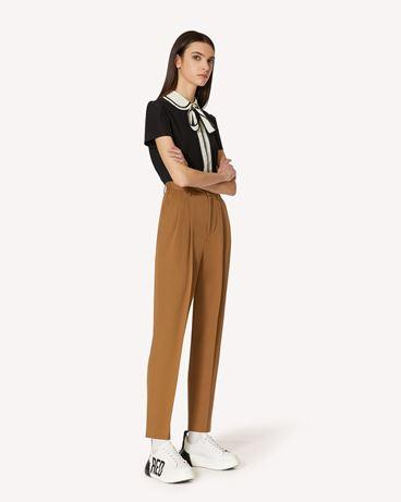 REDValentino TR3RBB754R9 K29 裤装 女士 d