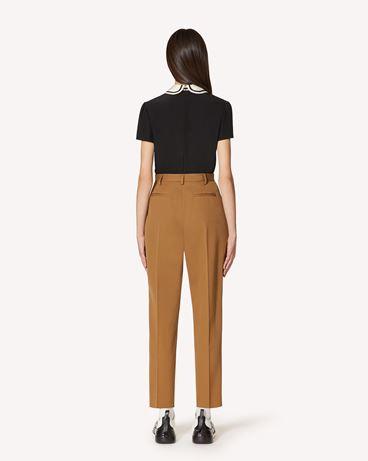 REDValentino TR3RBB754R9 K29 裤装 女士 r