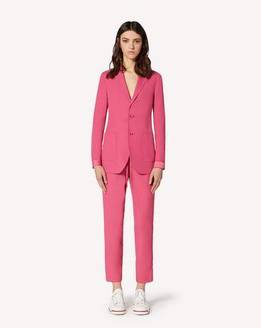 REDValentino TR0RBA650F1 CE7 裤装 女士 f