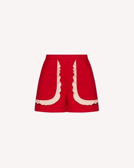 REDValentino 短裤 女士 TRCRFD50436 23Y a