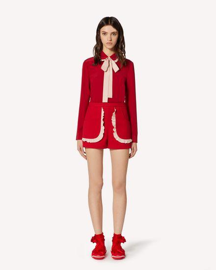REDValentino 短裤 女士 TRCRFD50436 23Y f