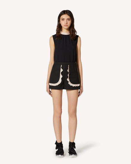 REDValentino 短裤 女士 TRCRFD50436 0NN f