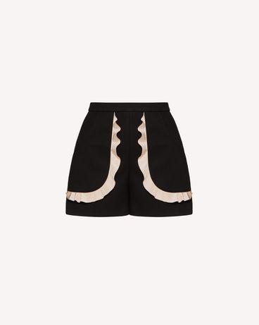 REDValentino TRCRFD50436 0NN 短裤 女士 a