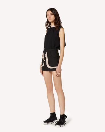 REDValentino TRCRFD50436 0NN 短裤 女士 d
