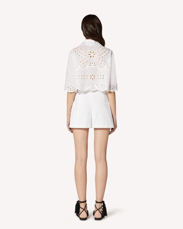 REDValentino TR0RF00I51N 0BO 短裤 女士 r
