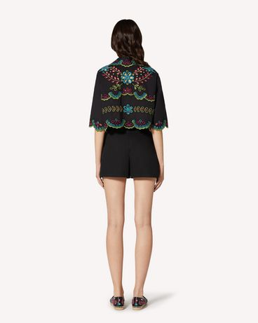 REDValentino TR0RF00I51M N78 短裤 女士 r
