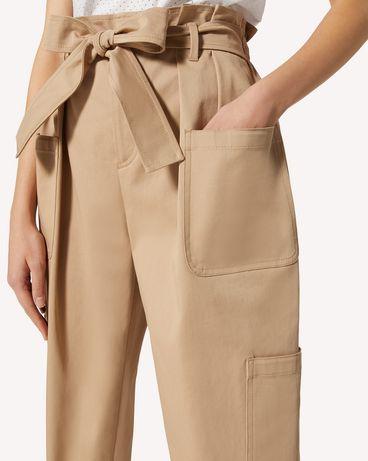 REDValentino TR0RBC454YN 191 裤装 女士 e