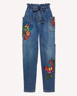 REDValentino 裤装 女士 TR3RBB804R9 A98 a