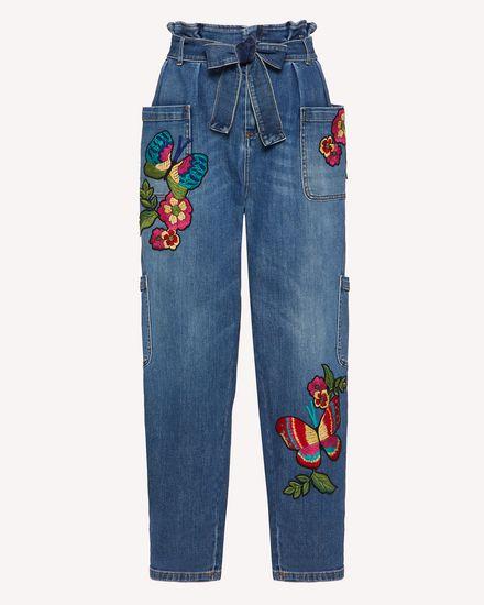 REDValentino 裤装 女士 TR0DD02B540 558 a