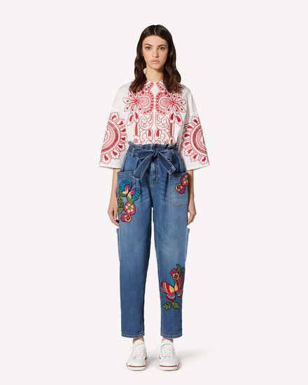 REDValentino 裤装 女士 TR0DD02B540 558 f