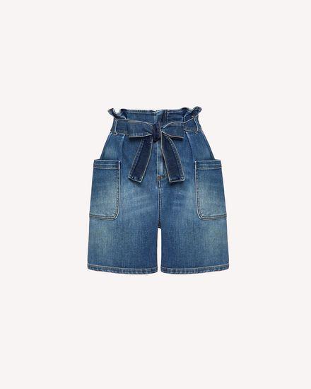REDValentino 短裤 女士 TR0DD02C541 558 a