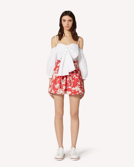 REDValentino 短裤 女士 TR0RFD104YS R47 f