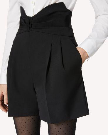 REDValentino UR3RFD5500J 0NO 短裤 女士 e