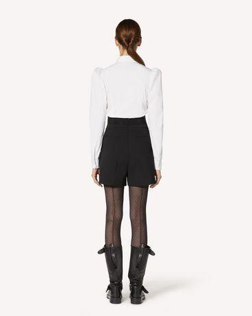 REDValentino UR3RFD5500J 0NO 短裤 女士 r