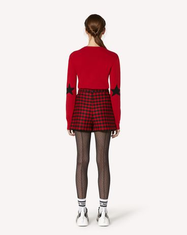 REDValentino UR3RFD7055U 38Z 短裤 女士 r