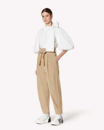 REDValentino 裤装 女士 UR3RBC95WBP 191 d