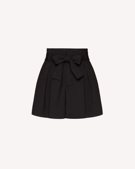 REDValentino 短裤 女士 UR3RFD750VM 0NO a