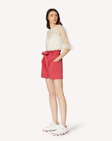 REDValentino TR0RFD104YN FE7 短裤 女士 d