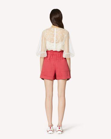 REDValentino TR0RFD104YN FE7 短裤 女士 r
