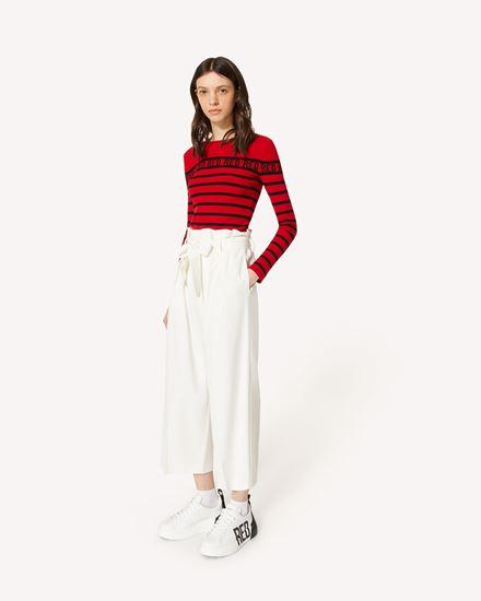 REDValentino 裤装 女士 UR3RBC80WBP 031 d